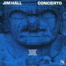 Jim Hall (1930-2013): Concierto, CD