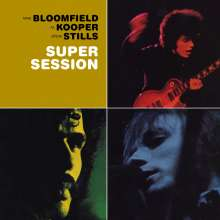 Mike Bloomfield, Al Kooper & Stephen Stills: Super Session, CD