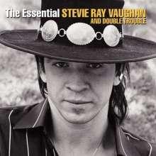Stevie Ray Vaughan: The Essential Stevie Ray Vaughan, 2 CDs