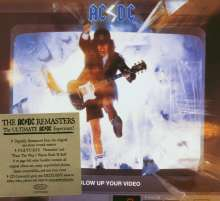 AC/DC: Blow Up Your Video, CD