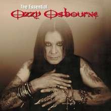 Ozzy Osbourne: The Essential Ozzy Osbourne, 2 CDs