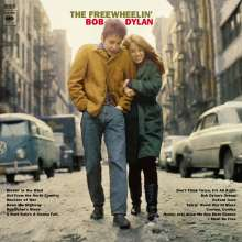 Bob Dylan: The Freewheelin' Bob Dylan, CD