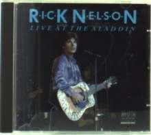 Rick (Ricky) Nelson: Live At The Aladdin 197, CD