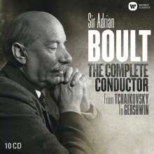 Adrian Boult - The Complete Conductor, 10 CDs
