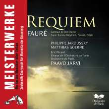 "Gabriel Faure (1845-1924): Requiem op.48 (""Pie Jesu""), CD"