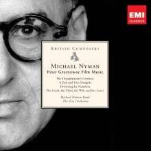 Michael Nyman (geb. 1944): Filmmusik: Musik zu Filmen von Peter Greenaway, CD