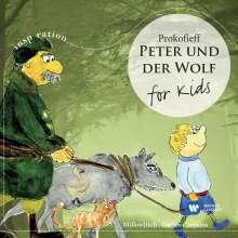 Prokofieff: Peter und der Wolf, CD