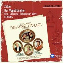 Carl Zeller (1842-1898): Der Vogelhändler, 2 CDs