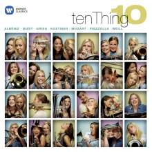 Tine Thing Helseth & ten Thing - 10, CD