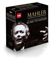 Gustav Mahler (1860-1911): Klaus Tennstedt - Complete Mahler Recordings, 16 CDs