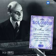 Solomon - The Master Pianist (Icon Series), 7 CDs