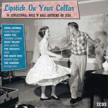 Various Artists: Lipstick On Your Collar, 2 CDs
