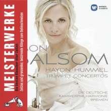 Alison Balsom spielt Trompetenkonzerte, CD
