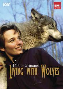 Helene Grimaud - Living with Wolves (Dokumentation), DVD
