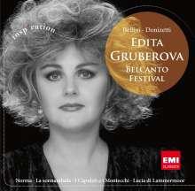 Edita Gruberova - Belcanto Festival, CD