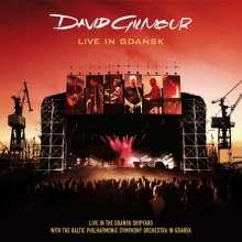 David Gilmour: Live In Gdansk, 2 CDs und 1 DVD