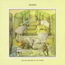 Genesis: Selling England By The Pound (remastered), CD