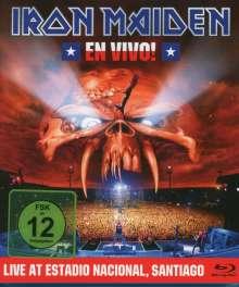 Iron Maiden: En Vivo! Live In Santiago De Chile 2011 (Limited-Edition), Blu-ray Disc