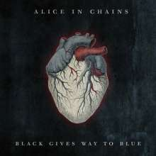 Alice In Chains: Black Gives Way To Blue, CD