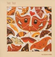 Talk Talk: The Colour Of Spring (180g) (LP + DVD-Audio), 1 LP und 1 DVD