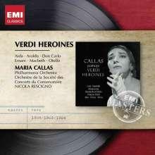 Maria Callas - Verdi Heroines, CD