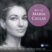 Maria Callas - Best of, CD
