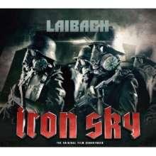 Laibach: Filmmusik: Iron Sky, CD