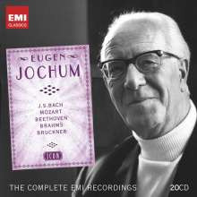 Eugen Jochum - Complete EMI Recordings (Icon Series), 20 CDs