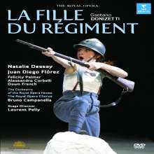 Gaetano Donizetti (1797-1848): La Fille du Regiment, DVD
