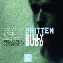 Benjamin Britten (1913-1976): Billy Budd op.50, 3 CDs