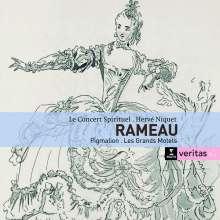 Jean Philippe Rameau (1683-1764): Pygmalion (Acte de Ballet), 2 CDs