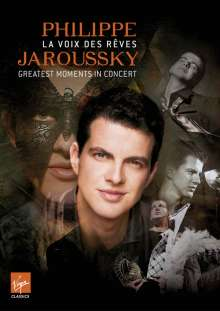 Philippe Jaroussky - Greatest Moments in Concert, DVD