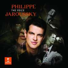 Philippe Jaroussky - The Voice, 2 CDs