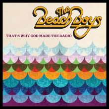 The Beach Boys: That's Why God Made The Radio, CD