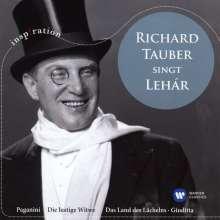 Richard Tauber singt Lehar, CD