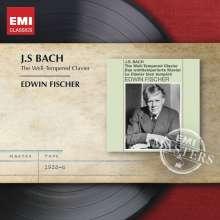 Johann Sebastian Bach (1685-1750): Das Wohltemperierte Klavier 1 & 2, 3 CDs