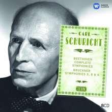 Carl Schuricht - Complete EMI Recordings (Icon Series), 8 CDs