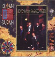 Duran Duran: Seven And The Ragged Tiger (Special-Limited-Edition), 2 LPs