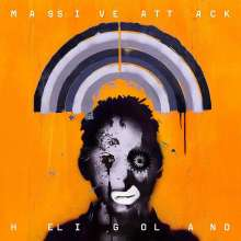 Massive Attack: Heligoland, CD