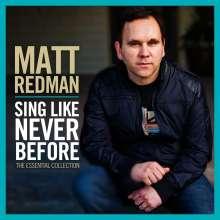 Matt Redman: Sing Like Never Before, CD