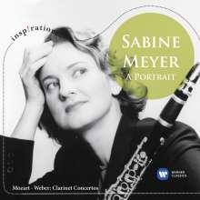 Sabine Meyer - A Portrait, CD