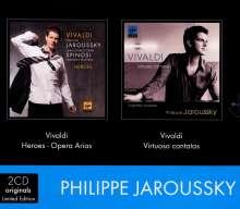 Philippe Jaroussky, 2 CDs