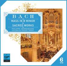 Johann Sebastian Bach (1685-1750): Weihnachtsoratorium BWV 248, 6 CDs