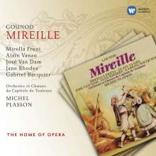 Charles Gounod (1818-1893): Mireille, 2 CDs