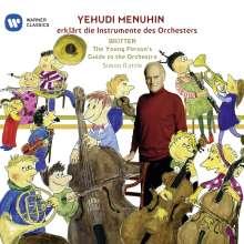 Yehudi Menuhin erklärt die Instrumente des Orchesters, CD