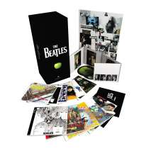 The Beatles: The Beatles Stereo Boxset, 16 CDs und 1 DVD