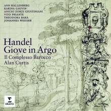 Georg Friedrich Händel (1685-1759): Giove in Argo, 3 CDs