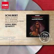 Franz Schubert (1797-1828): Streichquartette Nr.13 & 14, CD