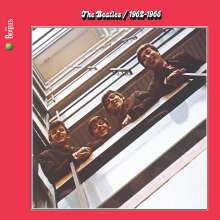 The Beatles: 1962 - 1966 (The Red Album), 2 CDs