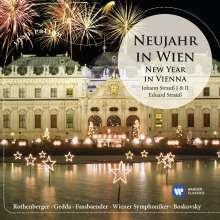 EMI Inspiration - Neujahr in Wien, CD